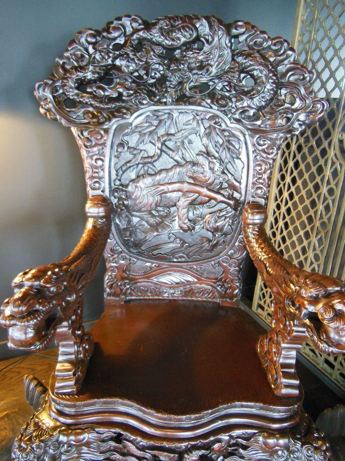 シアトルで願掛け!この椅子に座ると結婚できる!?