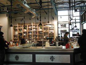 「ラ・マルゾッコ・カフェ」北米一号店がシアトルに!厳選コーヒーと音楽を楽しむ
