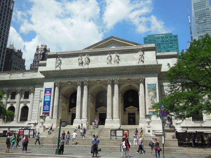 8.ニューヨーク公共図書館