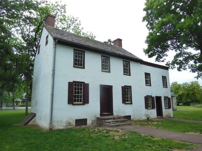 ペンシルベニア州側の歴史公園