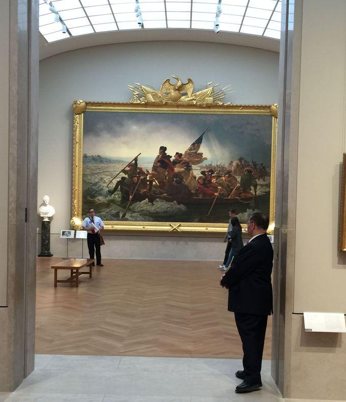 その絵は、ニューヨークのメトロポリタン美術館に