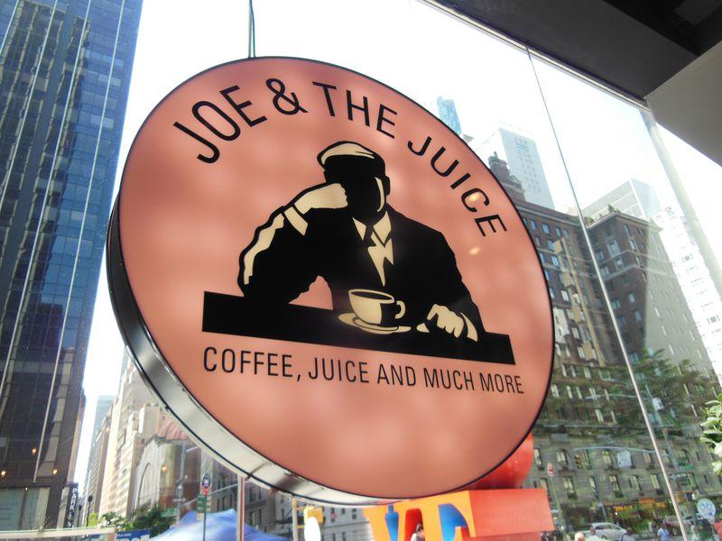 ごくごく野菜を飲めるカフェ!ニューヨークで大人気「ジョー&ザ・ジュース」