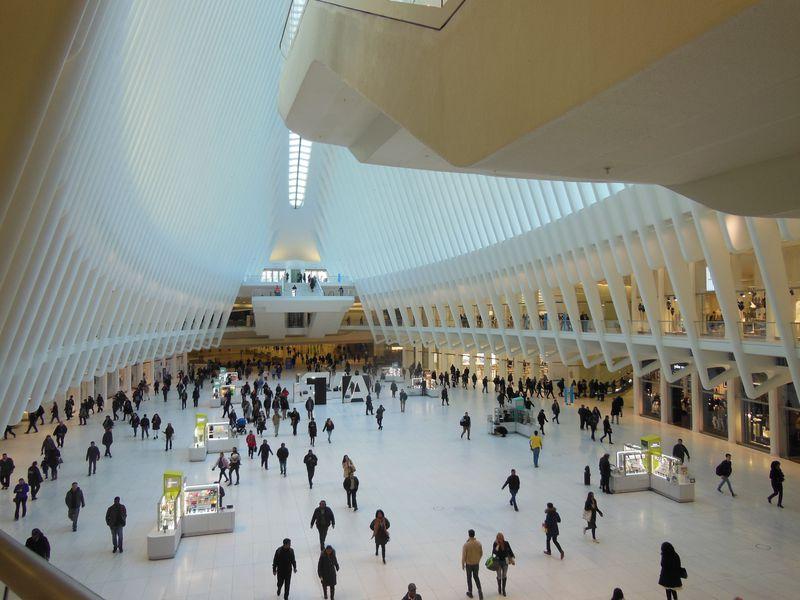 ニューヨークWTC駅で楽しくお買い物!充実のイタリアン・マーケット