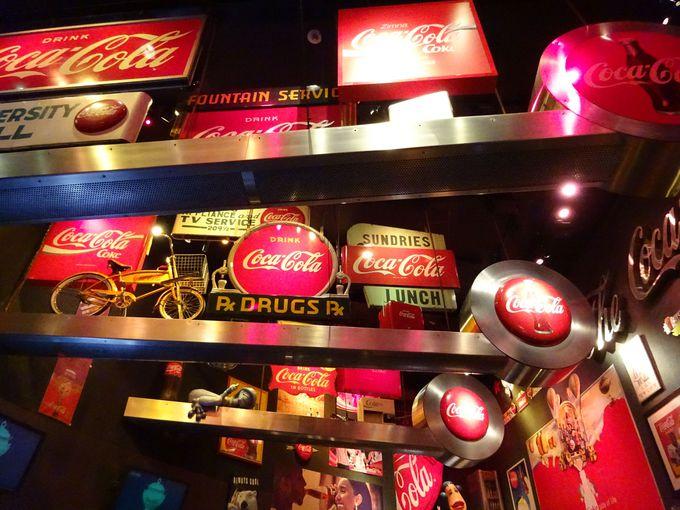100種類以上のドリンクを試飲できる「ワールド・オブ・コカコーラ」