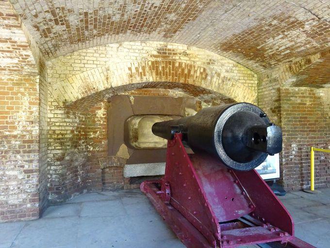 サムター要塞200年の歴史