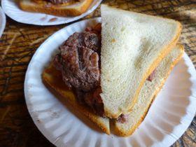 元祖ハンバーガーを食べよう!コネチカット州「ルイスランチ」