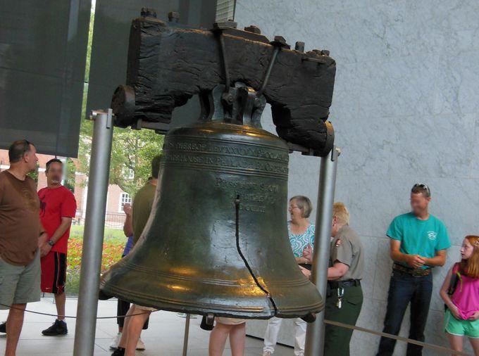 アメリカ合衆国はここで誕生した!独立記念館と自由の鐘