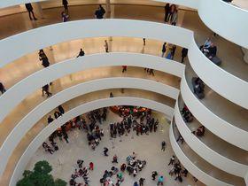 ニューヨークの美術館巡りに外せない「グッゲンハイム美術館」の魅力