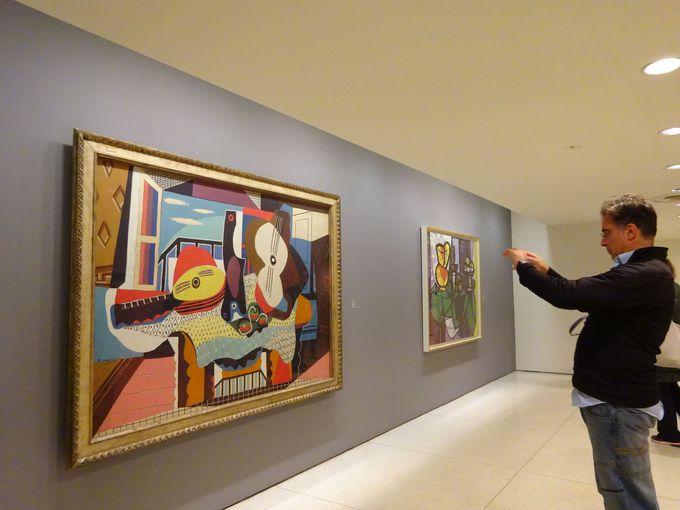 近現代美術のコレクションと特別展に注目!