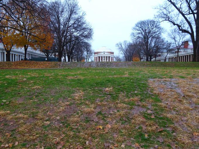 観光客も家族連れも歓迎!歴史あるバージニア大学