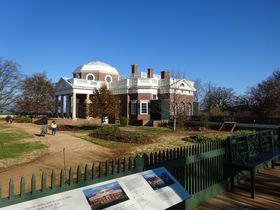 米バージニア州の二つの世界遺産 モンティチェロとバージニア大学