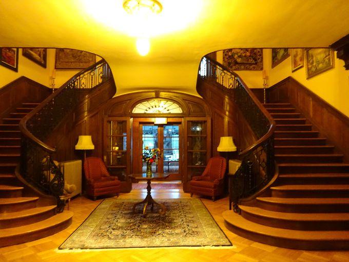 かつては豪邸だったマーサーズバーグ・イン
