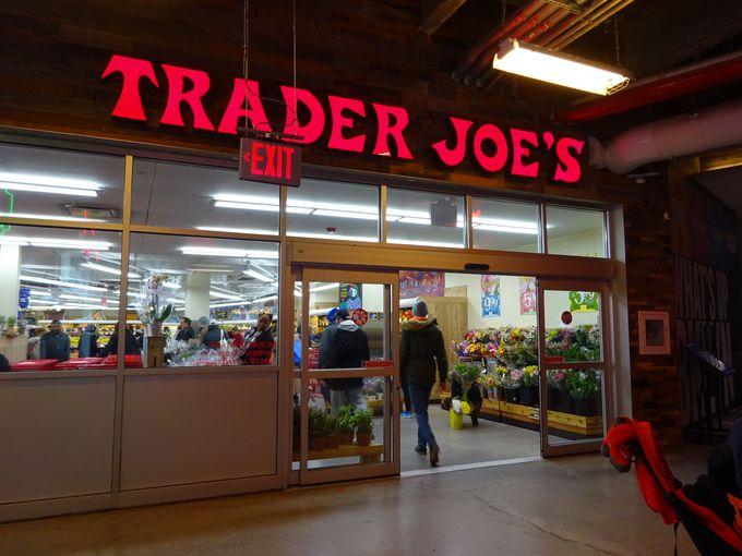 「トレイダージョーズ」で人気の新商品を探してみよう!