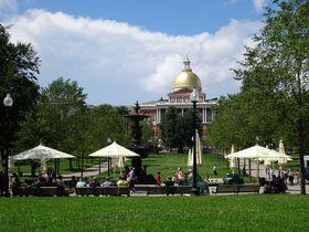 アメリカの古都ボストンを歩いて観光!フリーダムトレイルからグルメまで