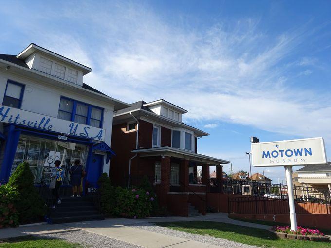 世界中から音楽ファンが訪れる「モータウン博物館」