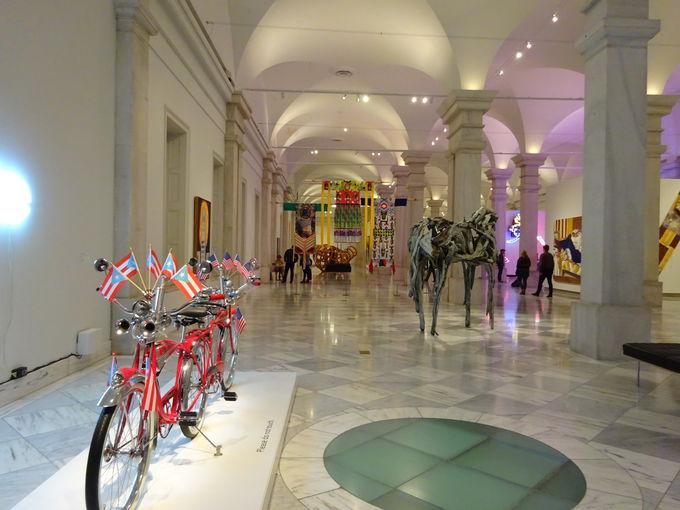 館内にはもう一つのミュージアムが!