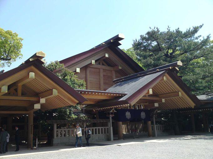 「熱田神宮」三種の神器のパワー