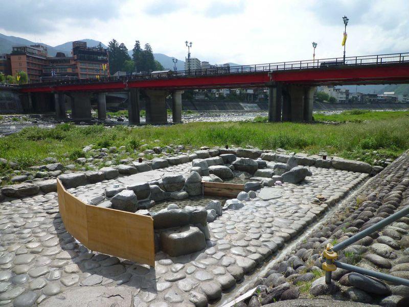 日本三名泉「下呂温泉」日帰り旅行 湯めぐり手形で温泉三昧!
