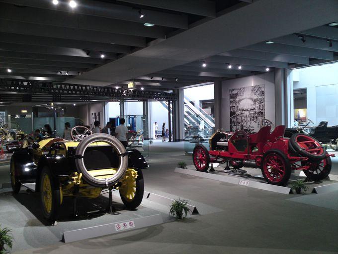 12.トヨタ博物館/長久手市