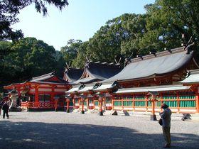 世界遺産の熊野三山を訪問し、心身ともにリフレッシュ!