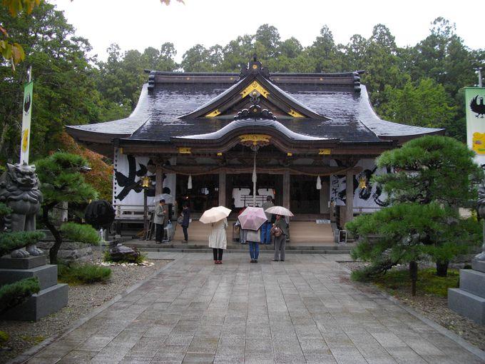 熊野の神と言えばここを指す! 熊野本宮大社に参詣