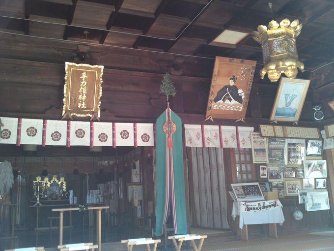 「手力雄神社」は必勝祈願に訪れるスポーツチームが多いパワースポットです!