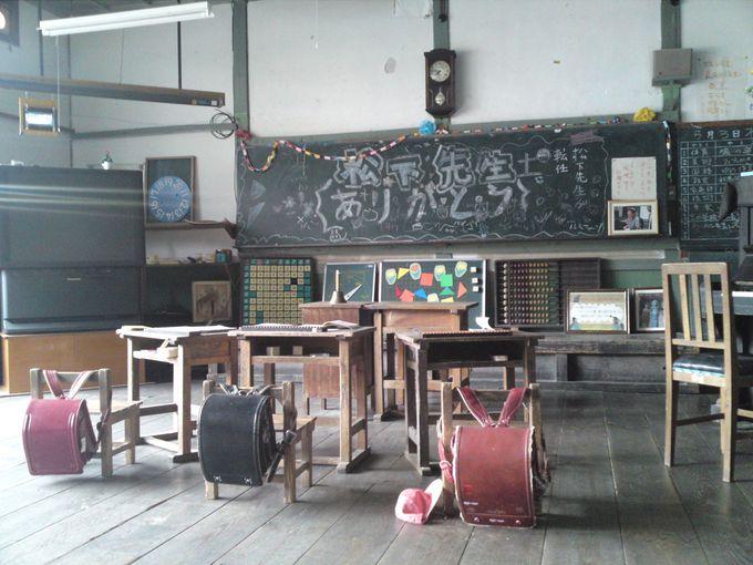 7.旧木沢小学校
