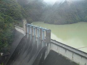 戦後の土木技術史の原点。静岡県浜松市「佐久間ダム」を見学