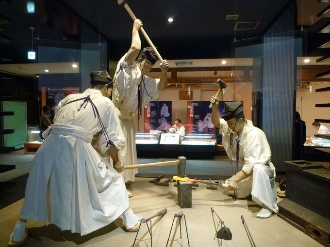 「関鍛冶伝承館」を訪れるなら毎月第一日曜日がおすすめ