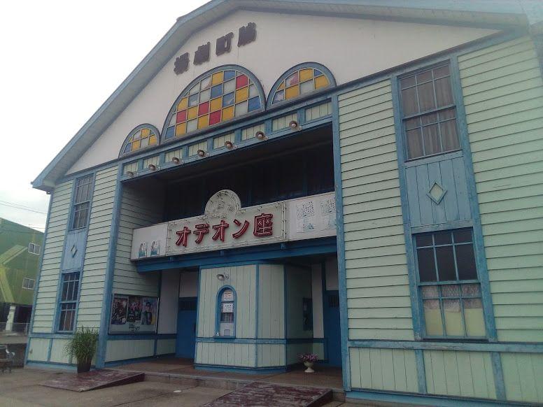 歴史資料館や藍の保管蔵、映画ロケに使われた劇場などの見どころもたくさん