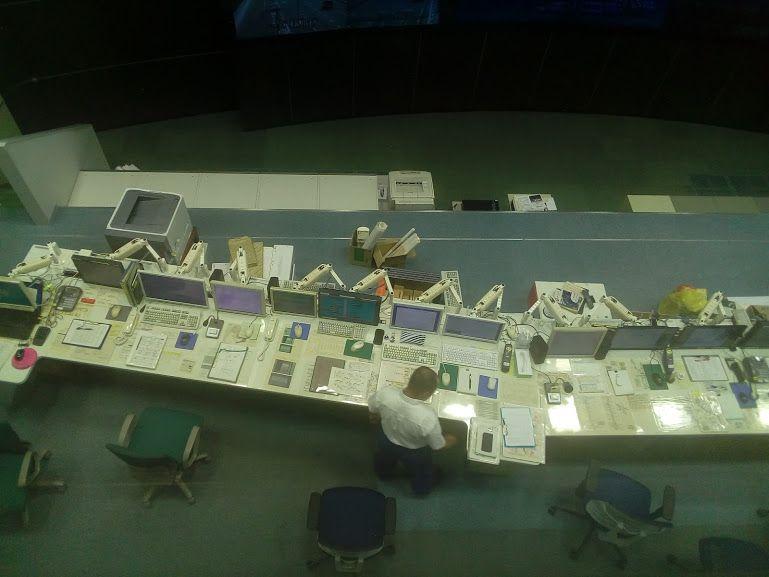 これが名古屋高速の心臓部!交通管制室の見学は必見!