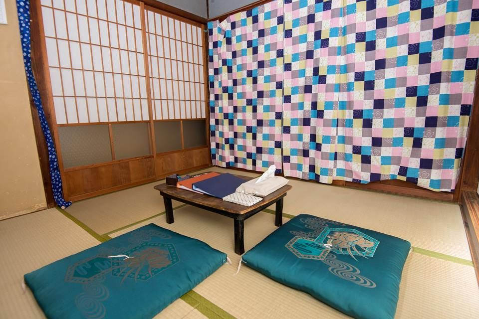 落ち着きと日本らしさを体感できる客室