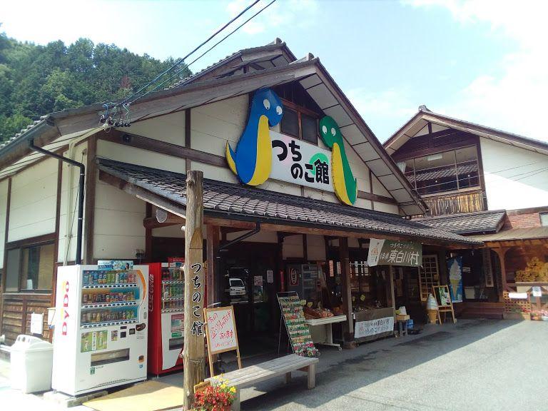 ついにツチノコを捕獲?岐阜県東白川村「つちのこ館」を訪問