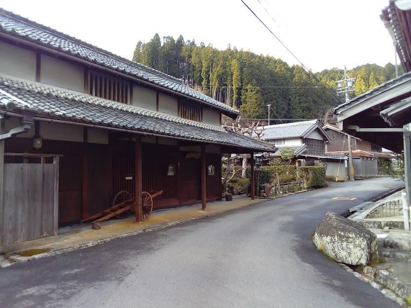 伊勢と大阪を結ぶ和歌山街道が通る 三重・松阪の宿場町