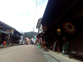 越前屈指の宿場町 福井南越前・今庄宿の街並みをめぐる