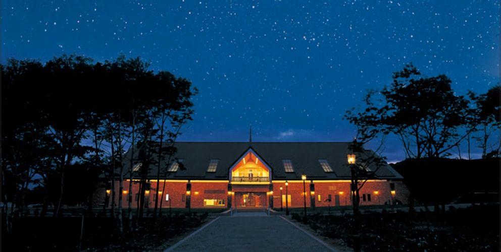 「特別豪雪地帯」にある温泉リゾートホテル