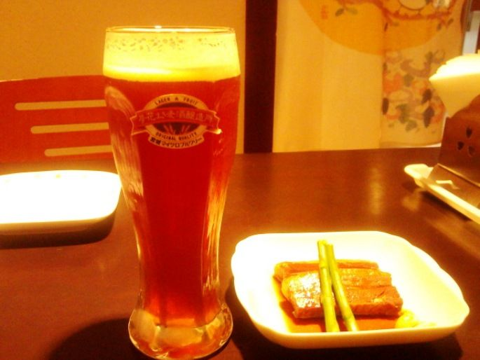 安くて美味しい!直営店で飲むフルーツビール
