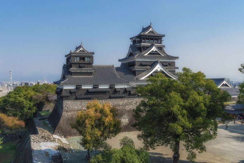 火の国の名城と郷土料理、歴史を歩く熊本の旅
