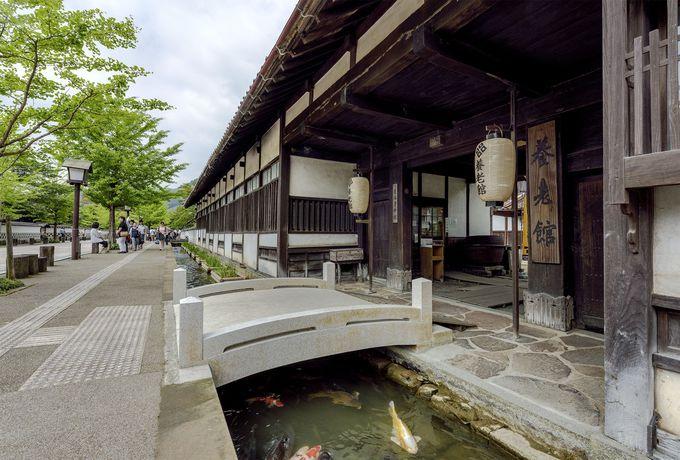 津和野藩四万石の城下町を歩く