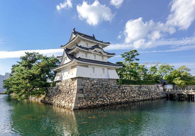 16.「高松城」を海と空から眺めてみよう