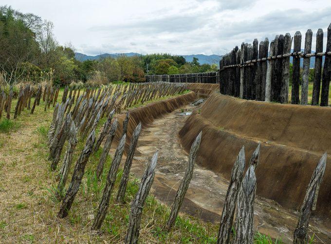 弥生時代の遺跡「吉野ヶ里」は「お城」の始まりだった!