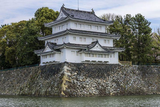 名古屋城に移築されたという清洲城天守「清州櫓」も見ておきたい