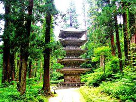 霊場・出羽三山を巡り、山岳信仰の歴史と神秘にふれる旅