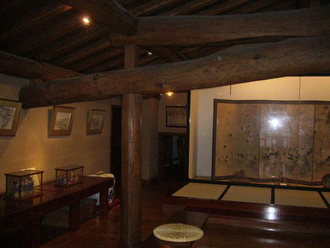 歴史ある造り酒屋「玉村本店」の酒蔵美術館で作品の秀逸さに感動