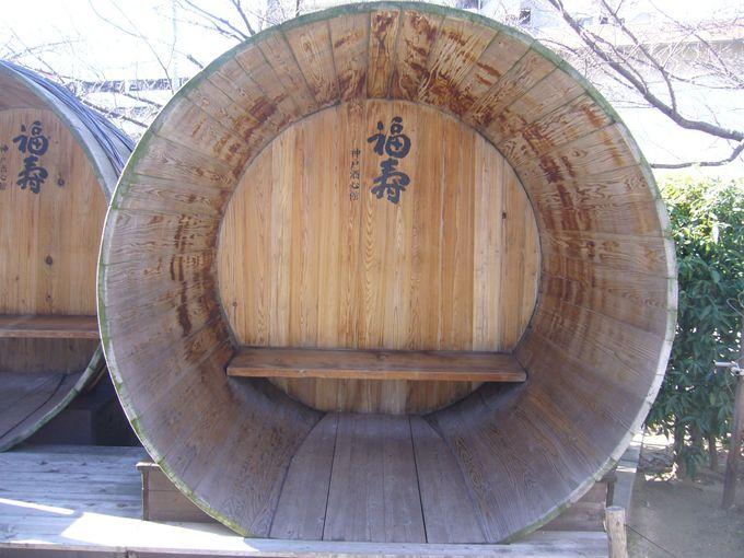 御影郷「神戸酒心館」で蔵直採り生原酒と酒そばで舌鼓