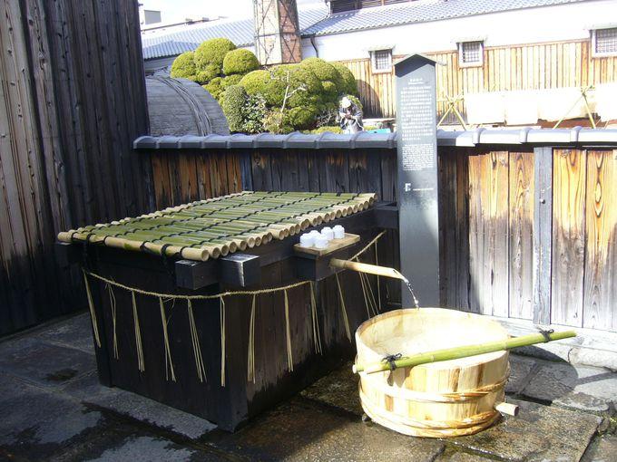 名水さかみづの湧く「月桂冠大倉記念館」で伏見の歴史と日本酒の魅力に浸る