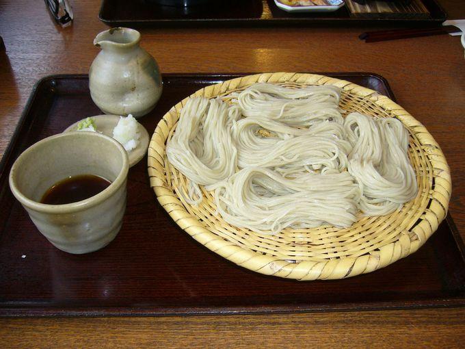 """戸隠蕎麦は、神仏に御供えした""""ぼっち盛り""""で歴史と伝統を今に伝える寺方そば"""