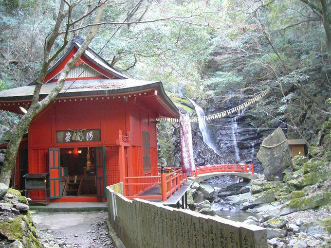 全国から修験者が集まる大阪屈指のパワースポット「七宝瀧寺」