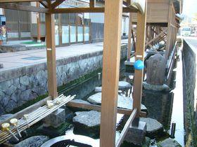 清らかな名水が自慢!北陸の小京都「越前大野」の城下町散歩