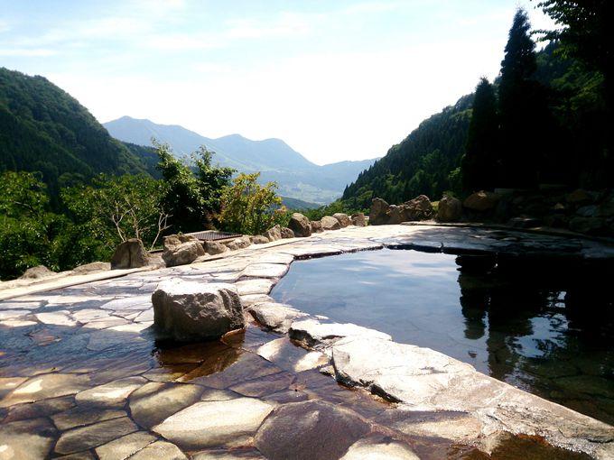 里心くすぐる懐かしい風景!標高700Mに湧く大露天風呂「馬曲温泉 望郷の湯」